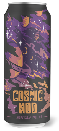 Cosmic Nod Beer - South County Brewery