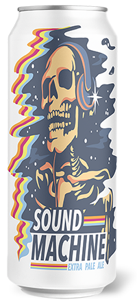 Sound Machine Beer - South County Brewery