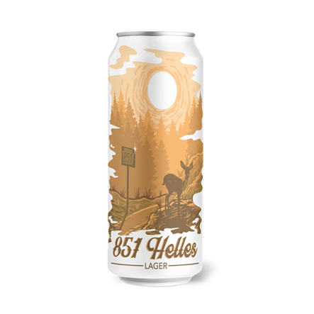 South County Brewing - 851 Helles