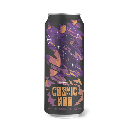 South County Brewing - Cosmic Nod