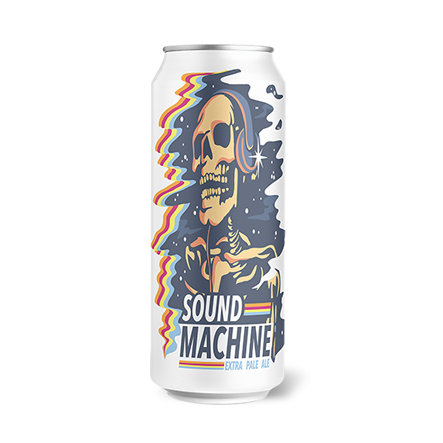 South County Brewing - Sound Machine