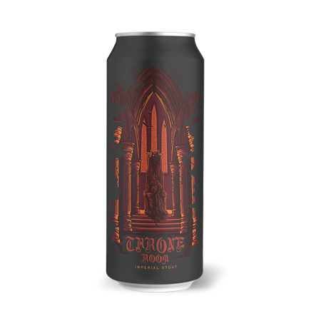 South County Brewing - Throne Room